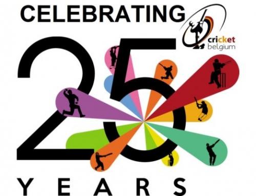 Celebrating 25 Years of Belgium Cricket Federation