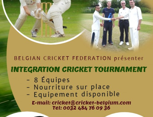 Integration Cricket Tournament – RBCC